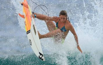 Surf-Event Girl Pro 2012